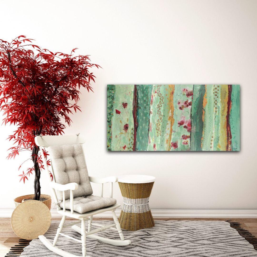 Schilderij Pattern Paradise door Marloes Bloedjes