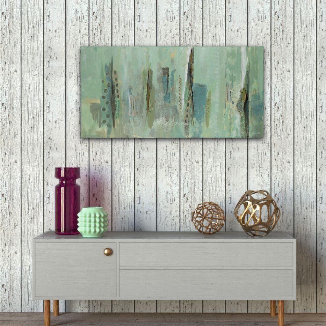 Schilderij 'Serenity' door Marloes Bloedjes